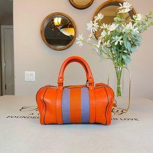 Gucci leather Small Boston Bag Satchel